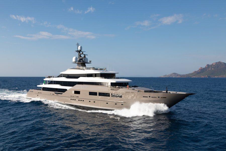 236′ 3″ (72.01m) 2018 Tankoa Yachts