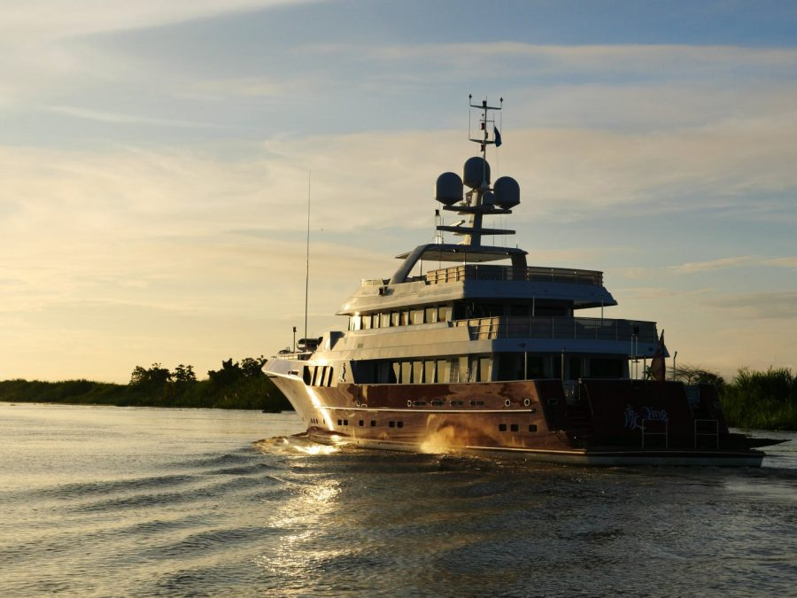 Excellent Explorer Yacht For Sale
