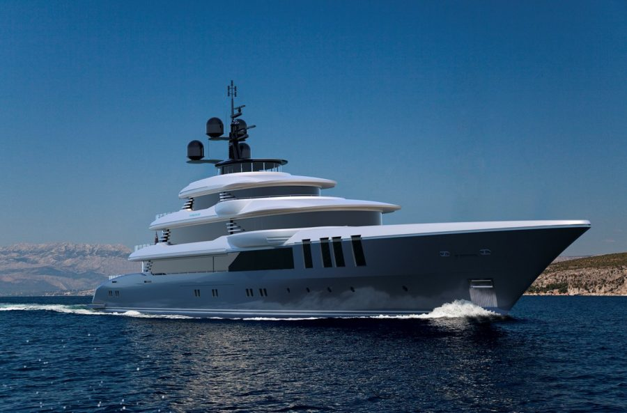 246′ 1″ (75.01m) 2021 TURQUOISE YACHTS