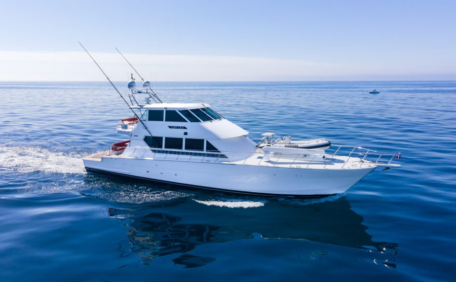 82′ (24.99m) Hatteras LADY LILA Now for Sale